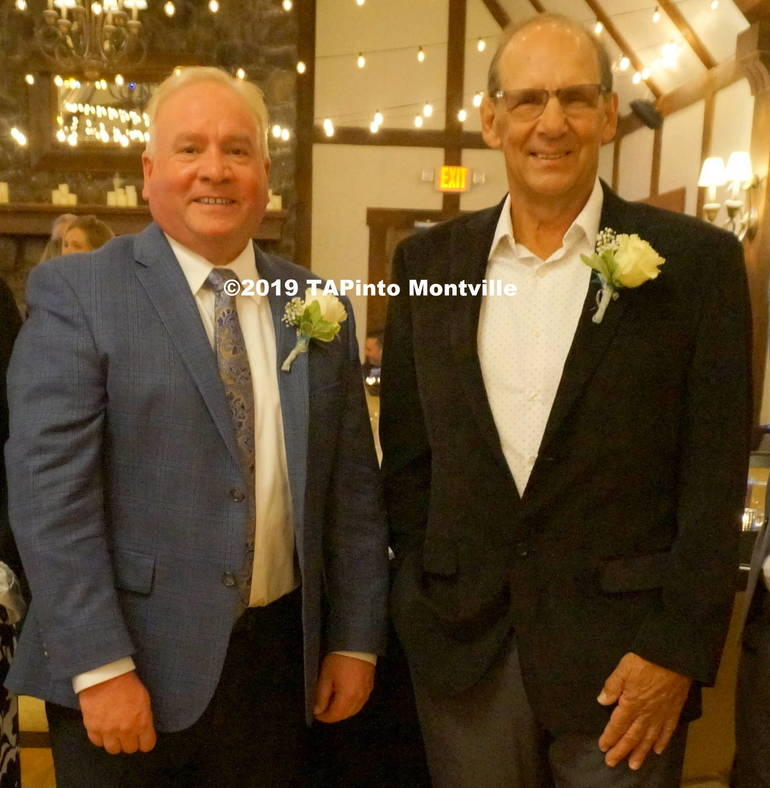 a Montville Township Hall of Fame honorees Richard Cook and John Schulien ©2019 TAPinto Montville.JPG