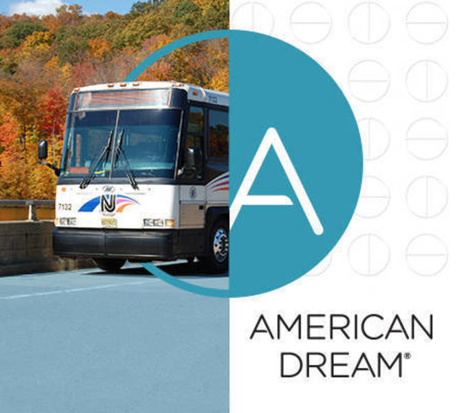 Nj Transit Service For The Grand Opening Of American Dream