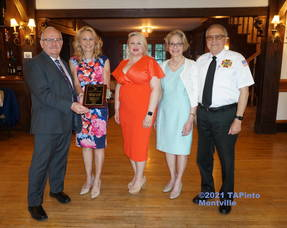 Montville Chamber of Commerce Names Organization of the Year