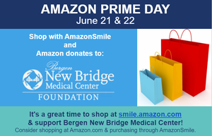 Shop Bergen New Bridge Medical Center on Prime Day