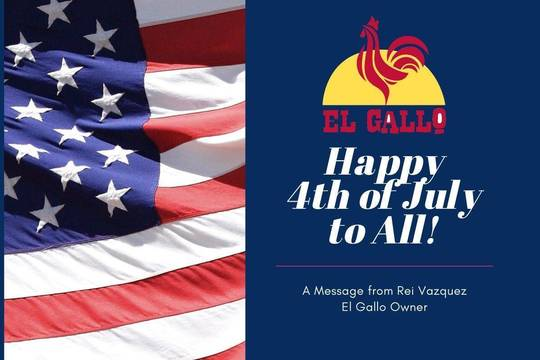 Top story 232c48f574846494cfd9 a message from rei vazquez el gallo owner
