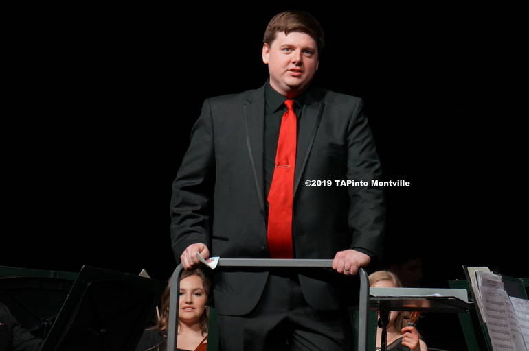 Andrew Havington at the spring 2019 concert ©2019 TAPinto Montville.JPG