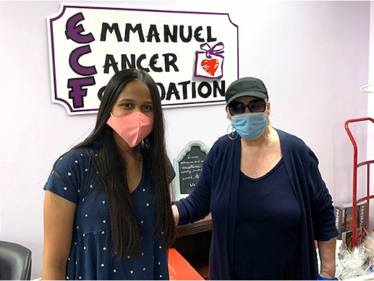 Anushka Dalal of Scotch Plains delivers supplies to Emmanuel Cancer Foundation (2).png