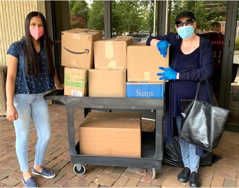 Anushka Dalal of Scotch Plains delivers supplies to Emmanuel Cancer Foundation (1).png