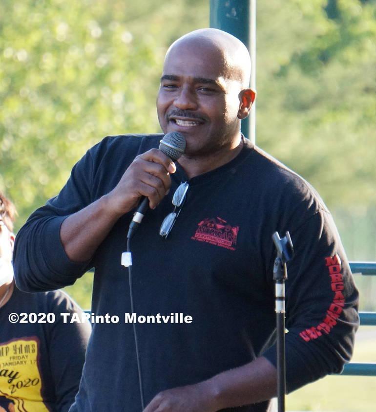 Antoine Bullock speaks ©2020 TAPinto Montville.JPG