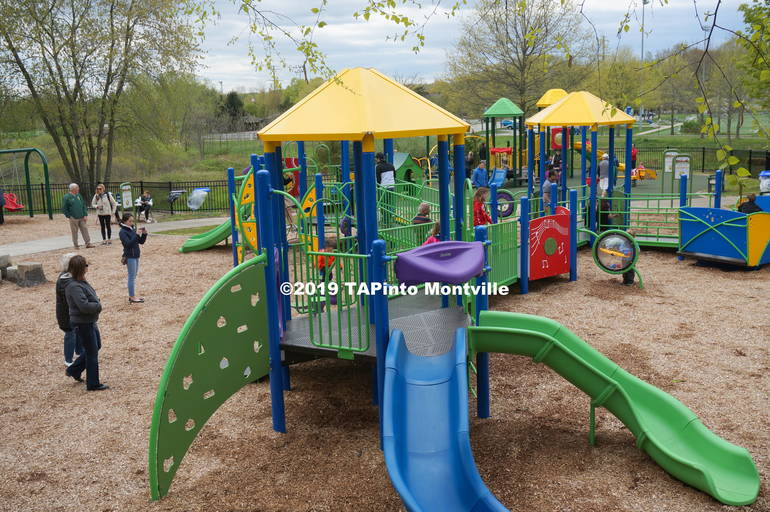 a New Playground ©2019 TAPinto Montville  1.JPG