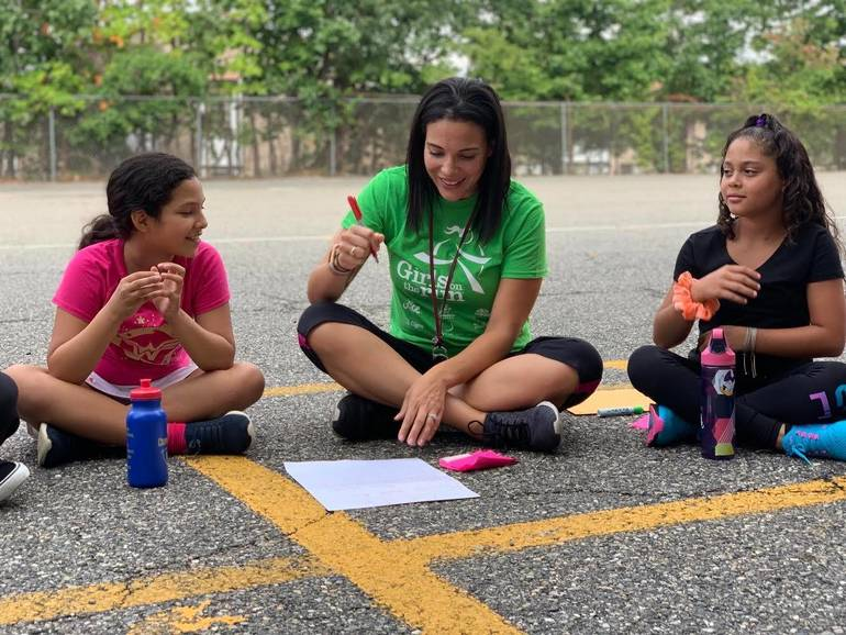 DICK'S Sporting Goods Grants Girls on the Run NJ North $3200