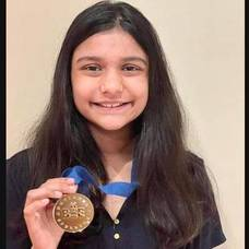 Washington School Fifth-Grader Will Compete in the Scripps National Spelling Bee