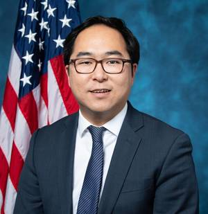 Rep. Andy Kim Calls for Immediate Removal of President Trump From Office
