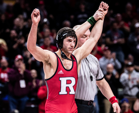 Rutgers' All-Time Winningest Wrestler Returns as Assistant Coach