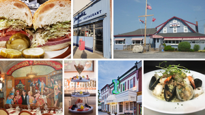 Check out local stops from the Anthony Bourdain Food Trail
