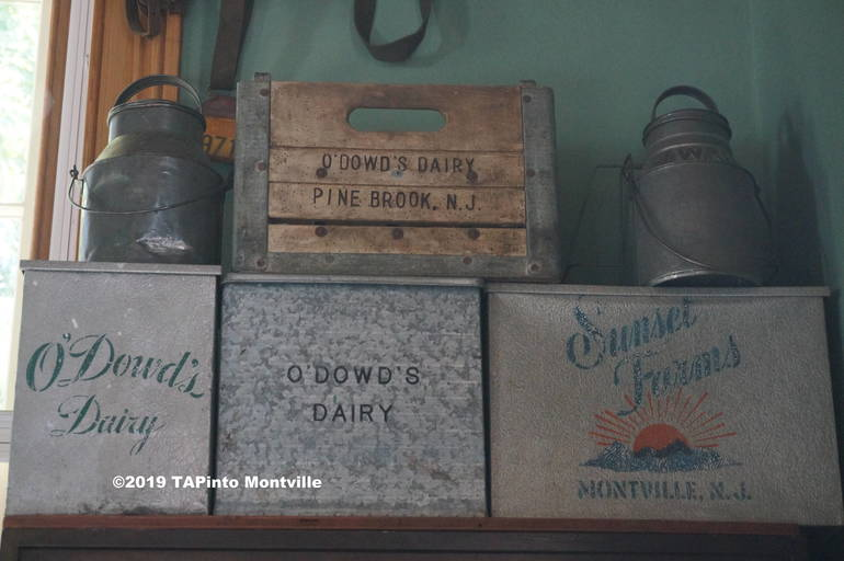 a O'Dowd's Dairy and Sunset Farms boxes ©2019 TAPinto Montville.JPG