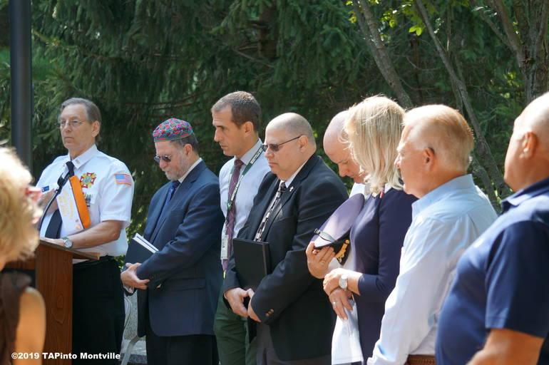 a Officials pray ©2019 TAPinto Montville.JPG