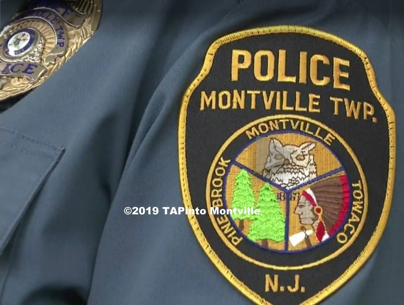a Police patch photo ©2019 TAPinto Montville.jpg
