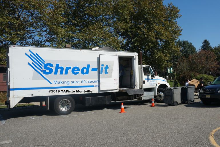 a Paper shred truck ©2019 TAPinto Montville  GIMP.png
