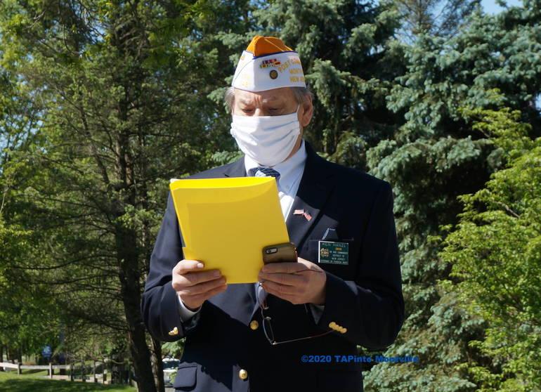 a Post Commander Ken Hanzl ©2020 TAPinto Montville.JPG