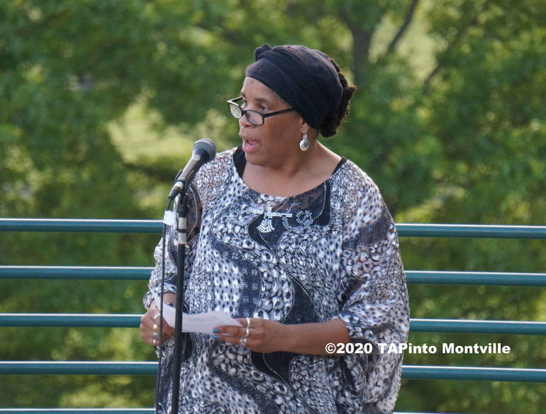 a Pastor Terrilisa Durham ©2020 TAPinto Montville.JPG