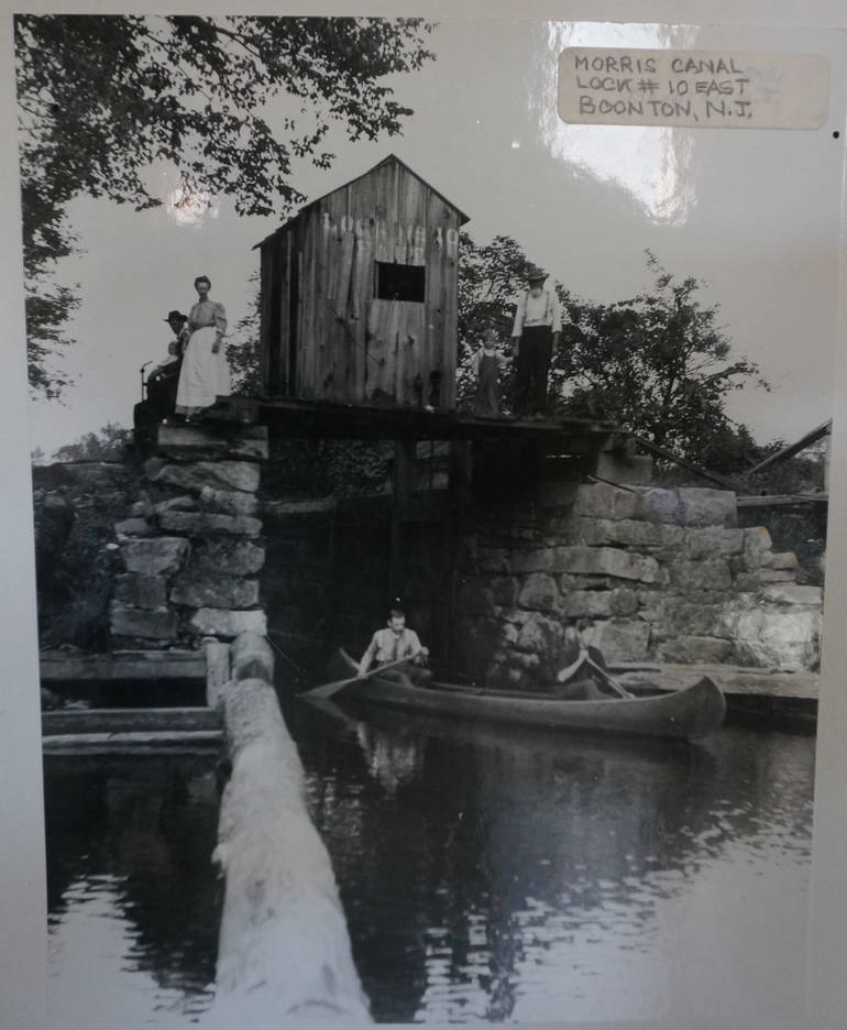 A photo in the Montville Museum.JPG