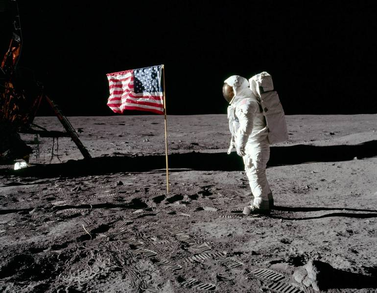 Google to celebrate 50th anniversary of moon landing with new 'experiences'