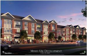 Mayor Says 'Clark on Way to Having Downtown' as Plans Approved for 75 Apartments and Retail on Westfield Avenue