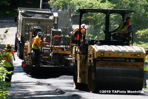 Carousel image 7d85b190b3262a153c52 a paving in the township  2019 tapinto montville