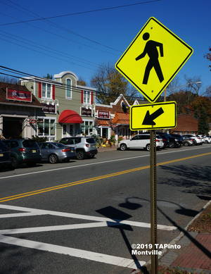 Carousel image d6e9f966baa0763653b0 a pedestrian crossing in towaco center  2019 tapinto montville    1