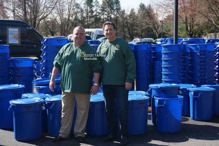 a Recycle bins ©2020 TAPinto Montville.JPG