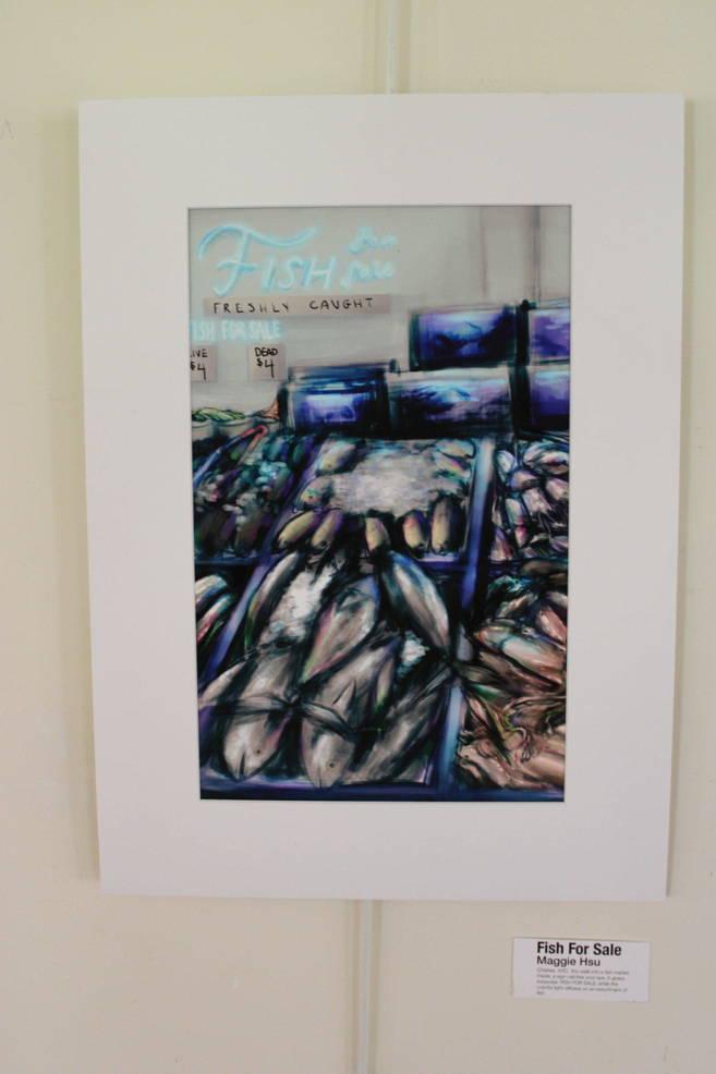 Ridge exhibit at Farmstead Arts