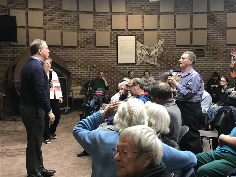 JESPY Family Meeting Hosts Guest Speaker Paul Aronsohn, Newly-Appointed Ombudsman