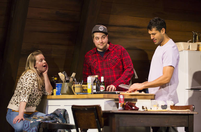 Ariel Woodiwiss, Nate Miller, and Saamer Usmani in Goodnight Nobody. Pho....jpg