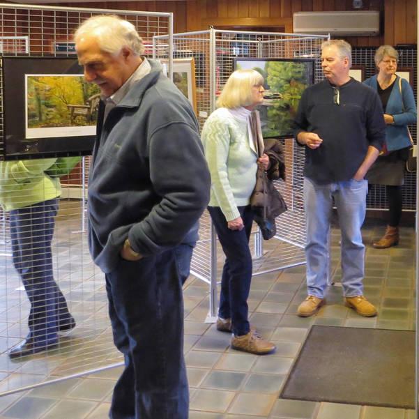 Art and Photography exhibit at Buck Garden