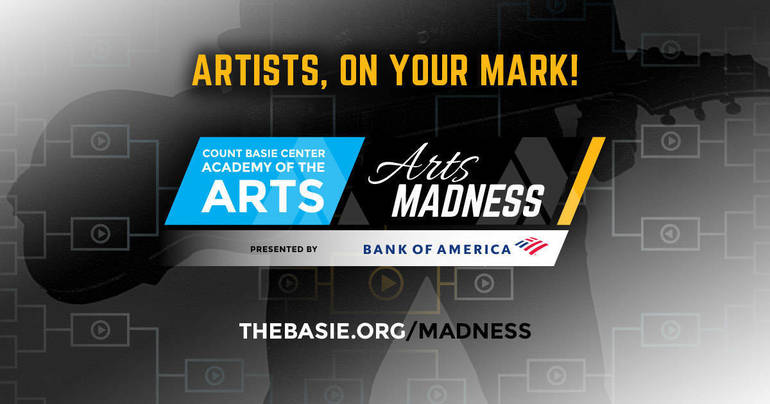 """""""Arts for Madness"""" Tournament – Count Basie Opens Submissions"""