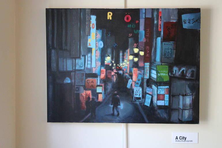 Ridge art exhibit at Farmstead Arts
