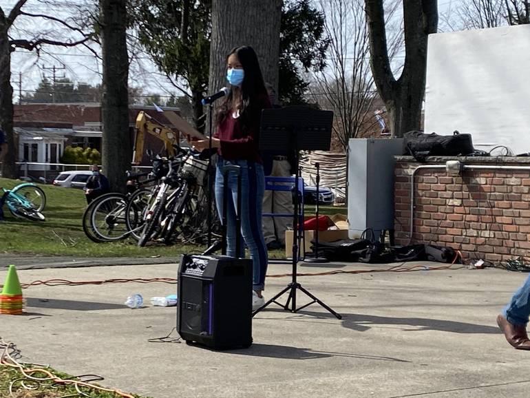 #StopAsianHate: Weekend Rally Enlightens Crowd in Berkeley Heights