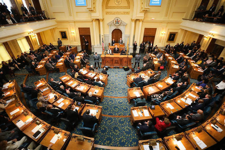 The People's House of the NJ General Assembly