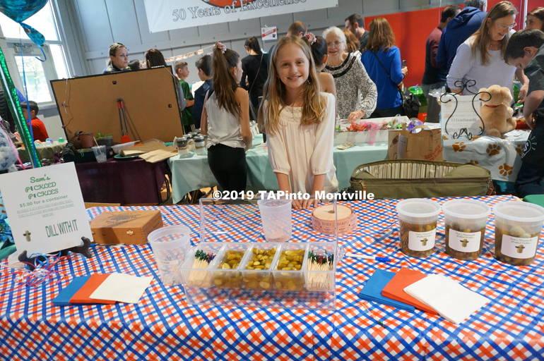 a Samantha Dorenbush offers Sam's Pickled Pickles ©2019 TAPinto Montville.JPG