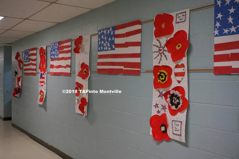 A Signs welcomiing the veterans.JPG