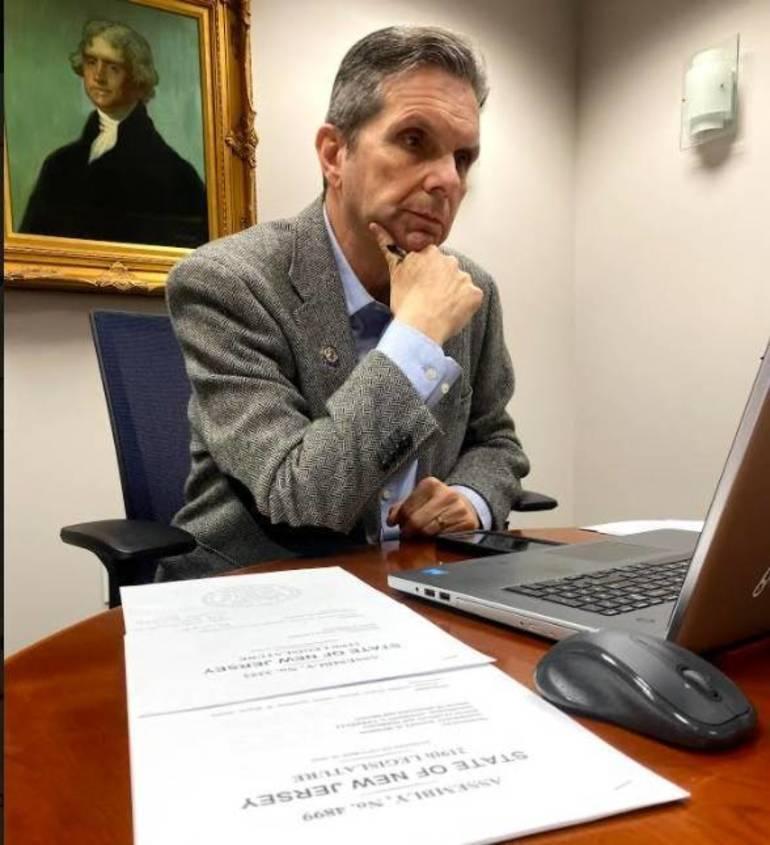 Vaccine Passports Present a Frightening Prospect Says Assemblyman Scharfenberger
