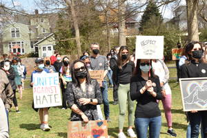 Anti-Asian Bias Surging, Westfield and Malinowski Stand Against Racism