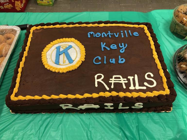 """MTHS Key Club's Volleyball Marathon """"Nets"""" Thousands for Local Charities"""