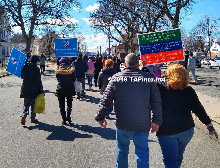 a The March 17 walk in Boonton to mourn the deaths in New Zealand Steven Benno ©2019 TAPinto.net     1..jpg