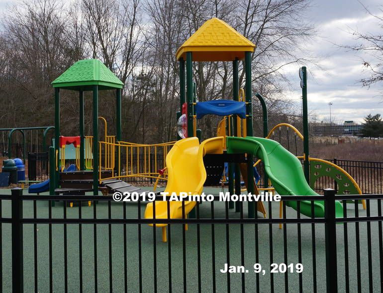 a The playground on Jan. 9, 2019 ©2019 TAPinto Montville.JPG