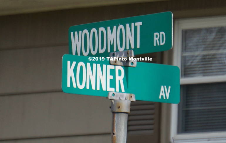 a Traffic was detoured near the intersection of Woodmont and Konner ©2019 TAPinto Montville.JPG