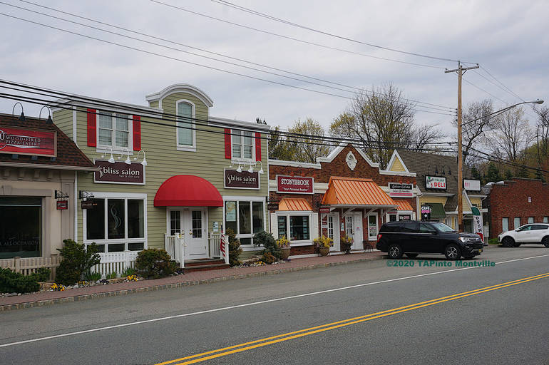 a Towaco businesses - some open some shuttered ©2020 TAPinto Montville.JPG