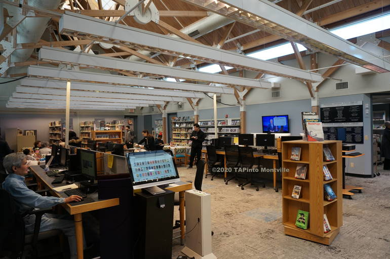 a The Montville Township Public Library ©2020 TAPinto Montville     5.JPG