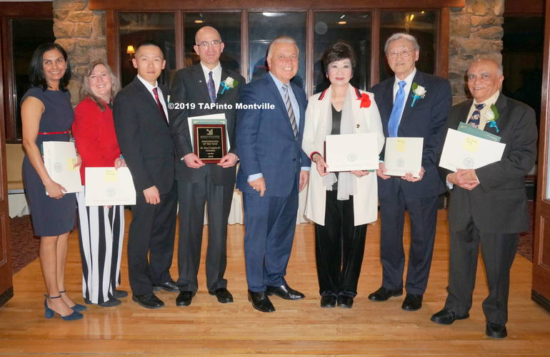 a The 2018 Award Honorees ©2019 TAPinto Montville.JPG