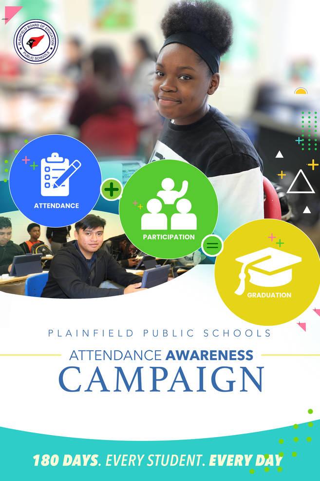 Plainfield Public Schools to Conduct Attendance Campaign / El Distrito Escolar de Plainfield Iniciara Campaña de Asistencia