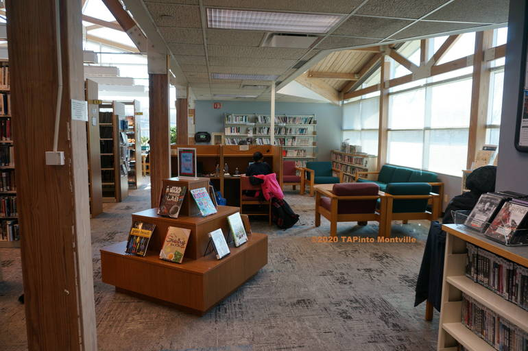 a The Montville Township Public Library ©2020 TAPinto Montville     1.JPG