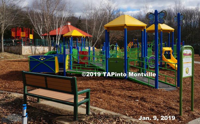 a The playground on Jan. 9, 2019 ©2019 TAPinto Montville      1..JPG