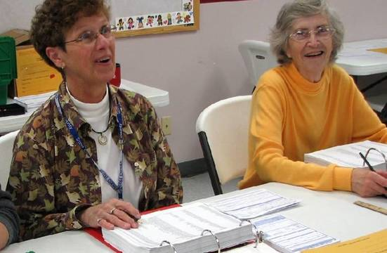 Top story 15007f601674e5f049cc at the polls